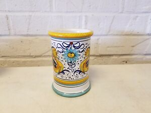 Details About Vintage Fina Deruda Italian Porcelain Cup With Muliti Colored Dragon Decorations