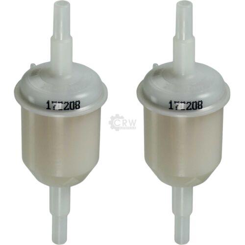 10 Fuel Filter 2x Original MANN Kraftstofffilter WK 31//2