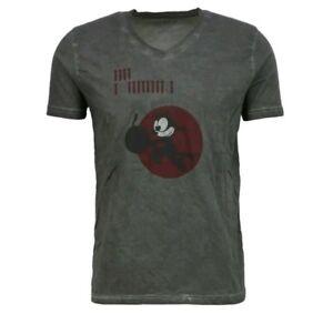 Alpha Grau Industries M Shirt Basic Bombe Cat Rep Grey Logo Bomb Katze T Shirt rrZqaBw