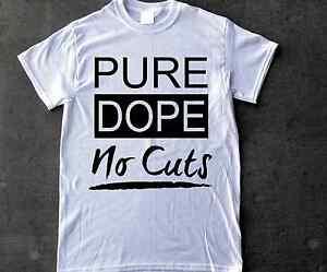 ae45897bc42 Pure Dope T-Shirt 4 Jordan Oreo 1 4 5 6s Space Jam Concord 11s Low ...