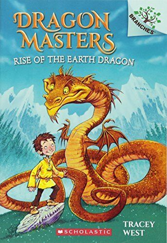 1 of 1 - Rise of the Earth Dragon (Dragon Masters) By Tracey West, Graham Howells