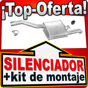 Silenciador-Trasero-FORD-FOCUS-1-8-DI-TDDI-TDCI-FAMILIAR-1998-04-Escape-HJJ