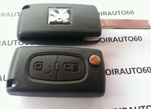 Boitier-Coque-cle-Telecommande-clef-Peugeot-207-3008-308-5008-CE0523