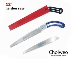 12-034-Pruning-Saw-Curved-Folding-Precision-Tooth-Folding-Garden-Trimmer-Blade