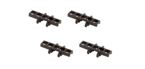 60x LEGO Black Tread Technic Track Link Mindstorm Treads EUC
