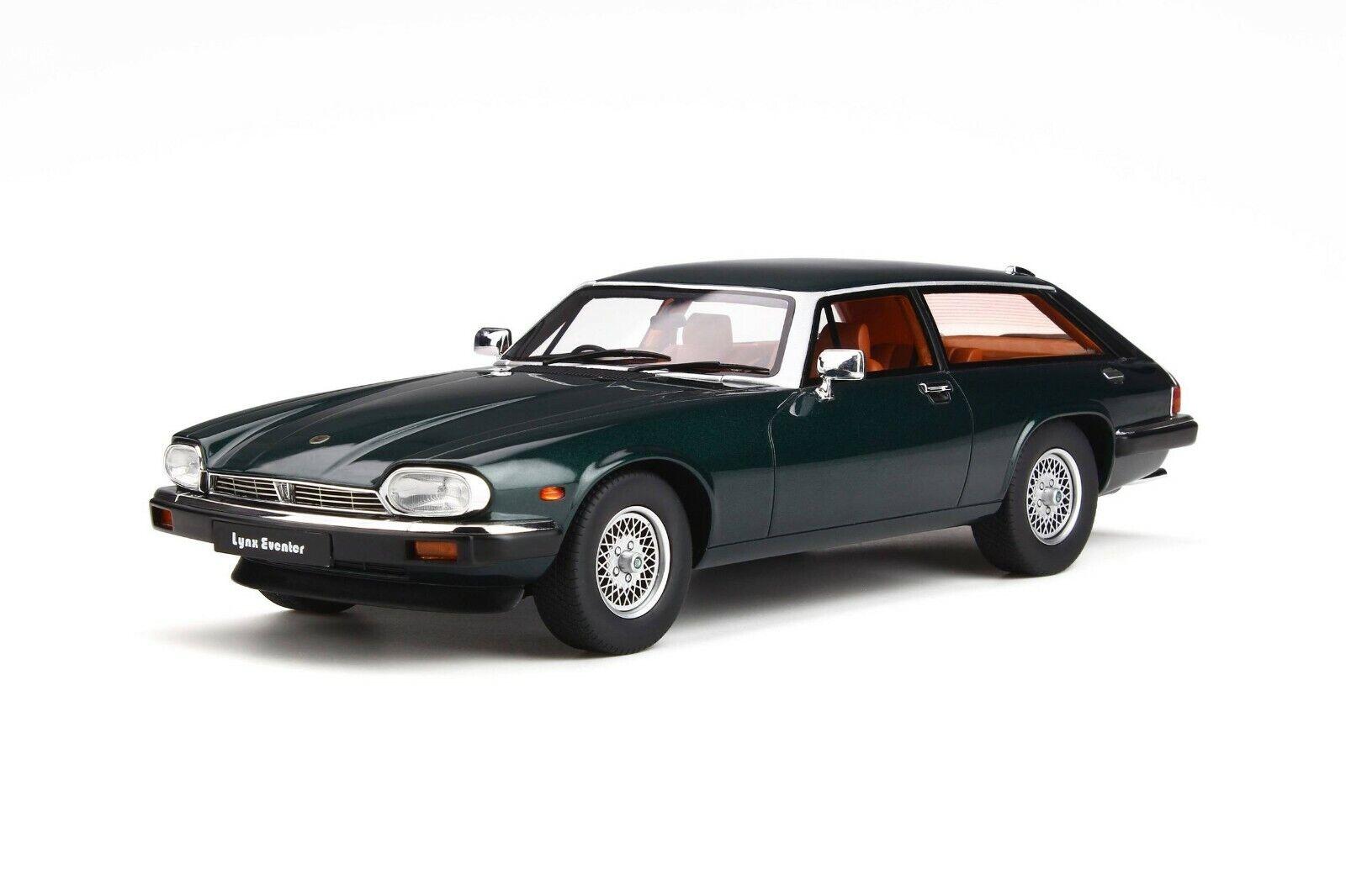 GT Spirit GTS 216  1  18 Jaguar xjs eveenter, British Kart verde... New ¡GT Spirit GTS 216  1  18 Jaguar xjs eveenter, British Kart verde... New