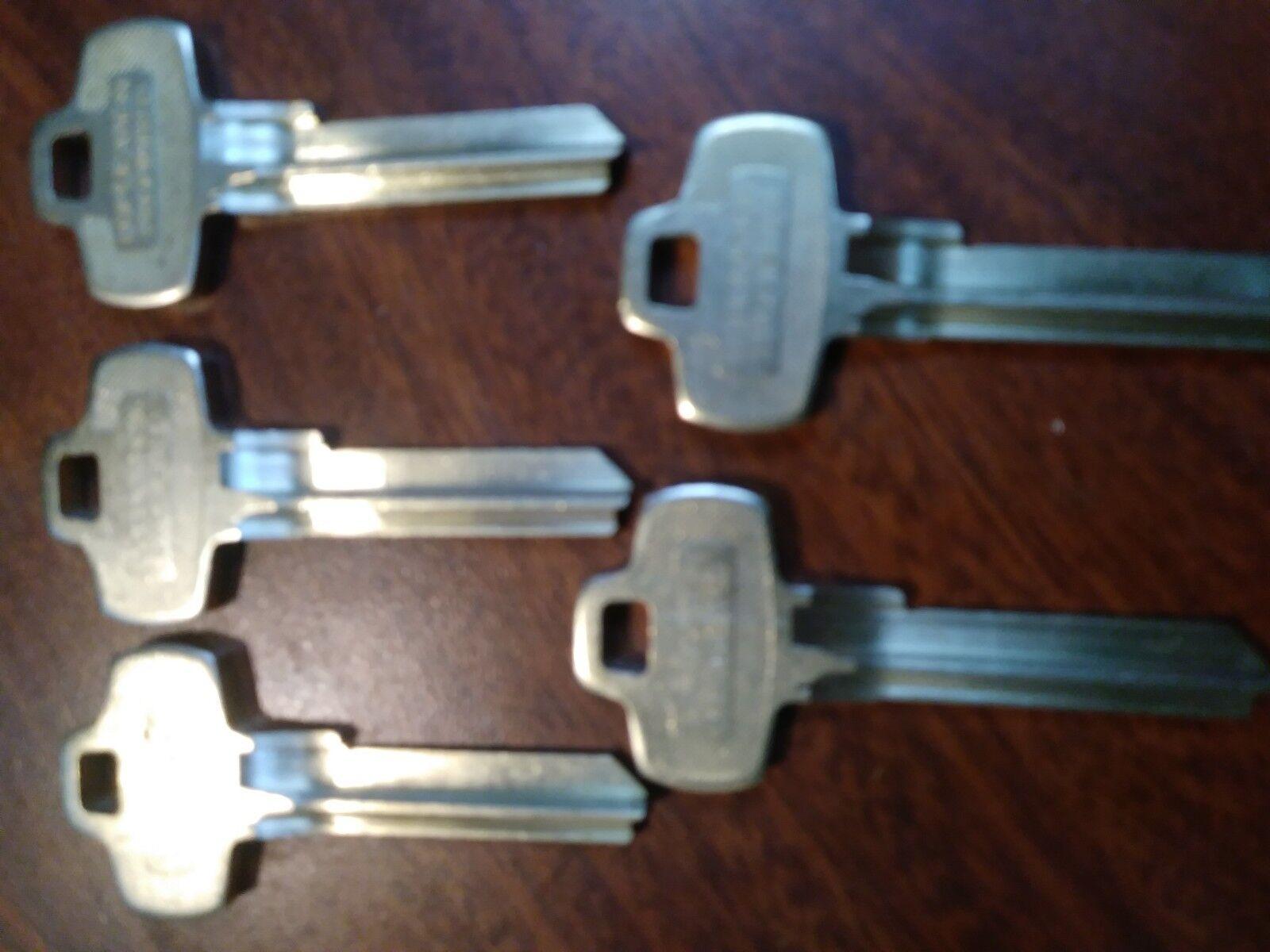"Best style key blanks 50 pack /""A/"" keyway.....FLAT SHIPPING FEE !!"