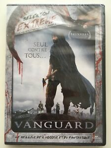 Vanguard-DVD-NEUF-SOUS-BLISTER-Film-d-039-horreur-action-de-Matthew-Hope