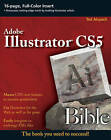 Illustrator CS5 Bible by Ted Alspach (Paperback, 2010)