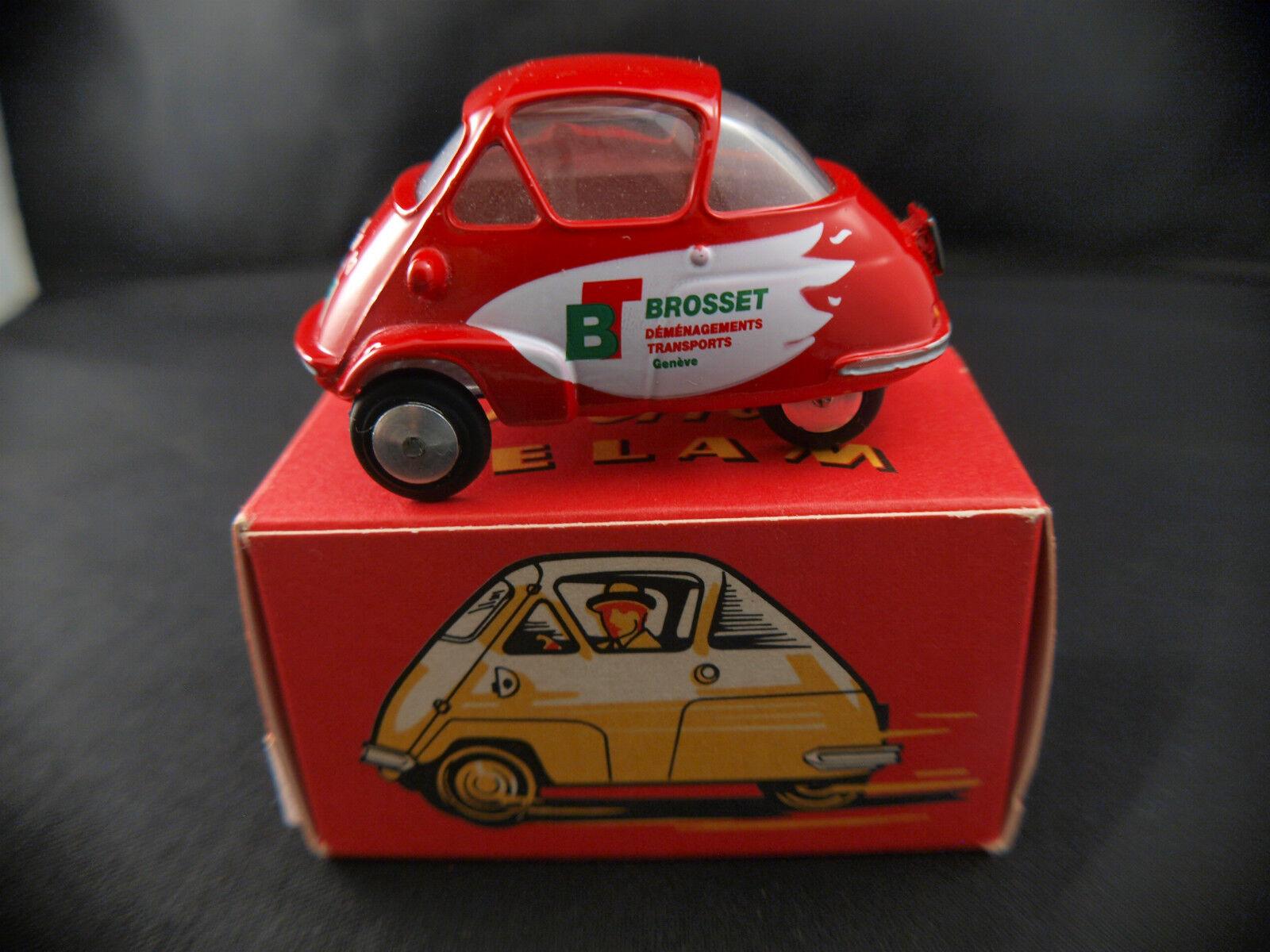 Hay más marcas de productos de alta calidad. Quiralu Isetta Velam tranDeporte BROSSET BROSSET BROSSET Genève 1 40 neuf en boîte   boxed mint  productos creativos