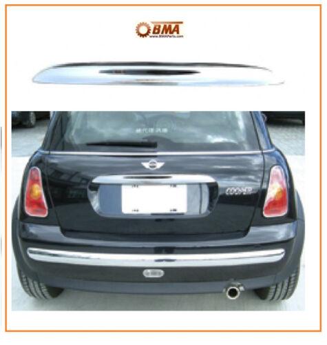 Mini Cooper R50 R53 02-06 Trunk Lid Chrome Moulding Cover 971020