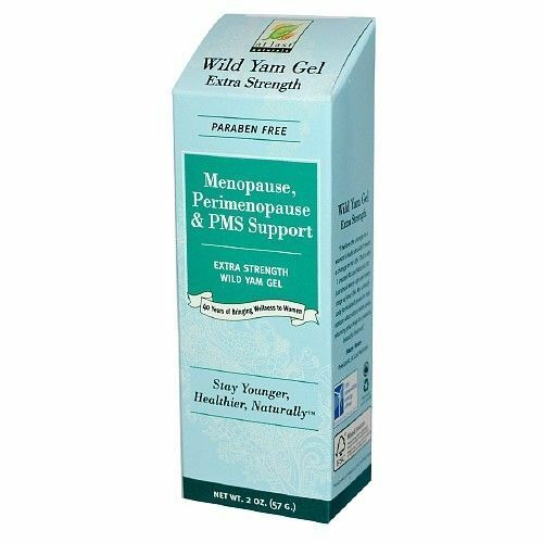 At Last Naturals Wild Yam Gel Extra Strength Supplement For Sale Online Ebay
