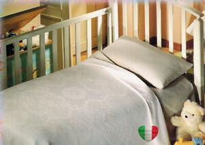 Culla lettino GABEL CAROSELLO Copriletto BRUNO 12370 stampato in puro Cotone