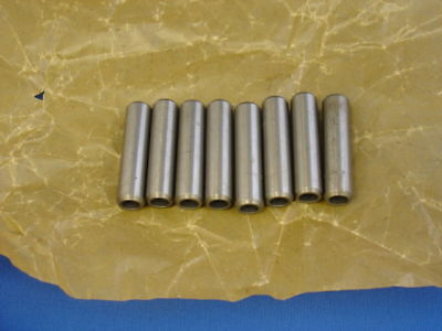 Nouveau MG MIDGET MK 3 Cylinder Head valve guides X 8