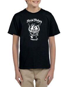 Mickey Niño Sizes Kid Motorhead Camiseta T Diff Shirt Child Niña qp1wxwSE