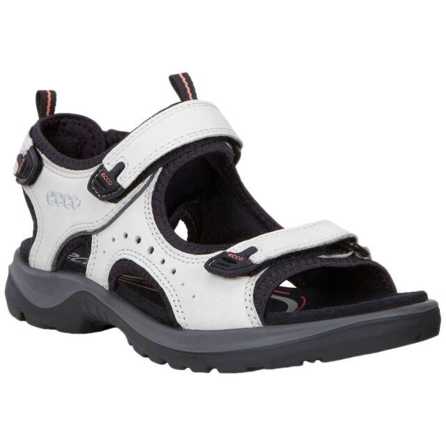 b645fe9b0f ECCO 822043 Offroad - 02152 Shadow White Yabuck Womens Shoes 38 EU
