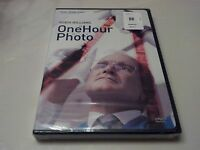 One Hour Photo (dvd, 2003, Widescreen) Robin Williams Sealed