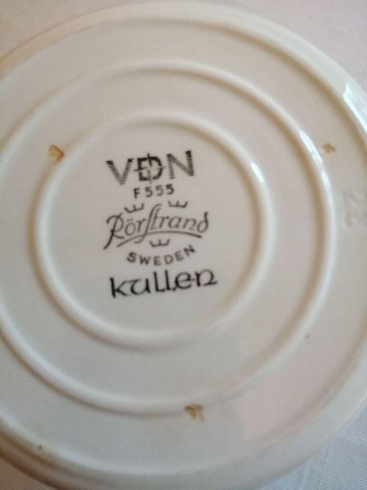 Porcelæn, Kande, Rørstrand Kullen