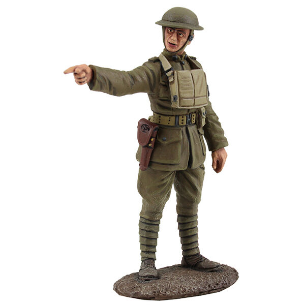 BRITAINS SOLDIERS 23103 - U.S. Military Policeman No.1, 1917-18 WW1