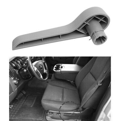 Cray Front Passenger Seat Adjuster Lever Handle for 2007-14 Chevy GMC Pickup SUV