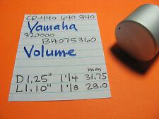 YAMAHA BA075360 VOLUME KNOB CR-640 CR-840 CR-1040 CR-440 STEREO RECEIVER