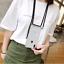 Cover-con-Cinturino-per-Huawei-Honor-View-20-V20-TPU-Silicone-Anti-Colpi-Corda miniatura 3