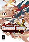 Shakugan no Shana X Eternal Song 01 von Yashichirou Takahashi und Shii Kiya (2014, Taschenbuch)