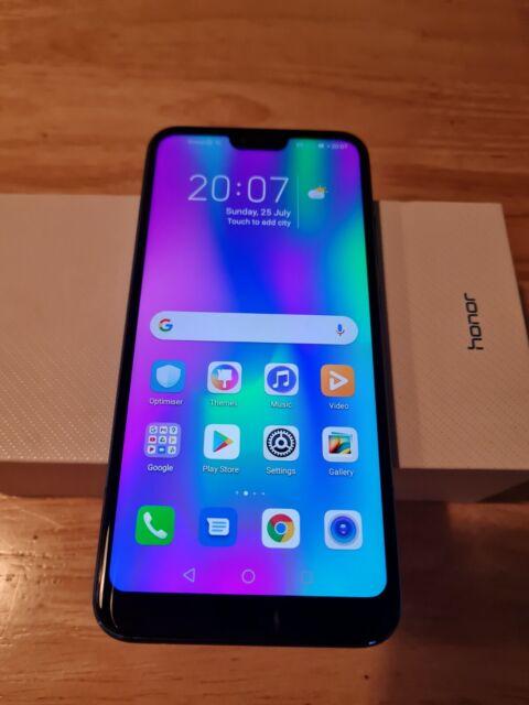 HONOR 10 128GB Mobile Phone - Blue