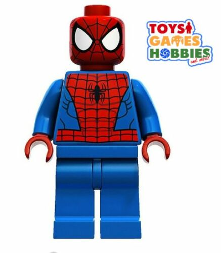 *NEW* LEGO Spider-Man Minifig from set 76014 Spider-Trike vs Electro Spiderman