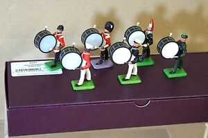 Aroma Britains 40022 Mehrere Bass Trommler Band Trial Set Ak Duftendes In