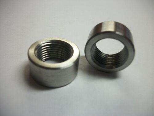Aluminum Qty 10pcs 02 Sensor Weld Bung