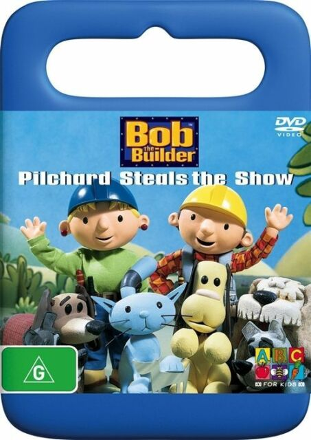 Bob The Builder - Pilchard Steals The Show (DVD, 2005)