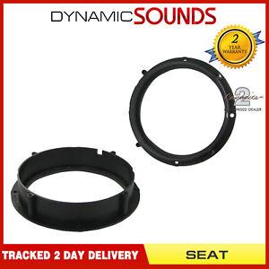 CT25ST04-Front-Door-165mm-16-5cm-Car-Speaker-Adaptors-For-SEAT-Mii-2012-Onwards