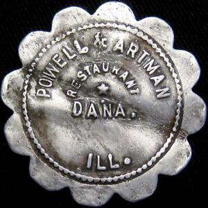 Dana token