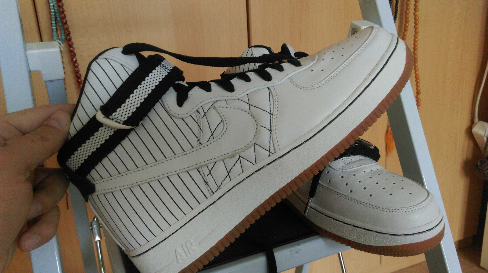 NIKE Schuhe Air Force 1 High Premium | US 10 10 10 ( EU 44 ) | NY Yankees Edition 040ab1