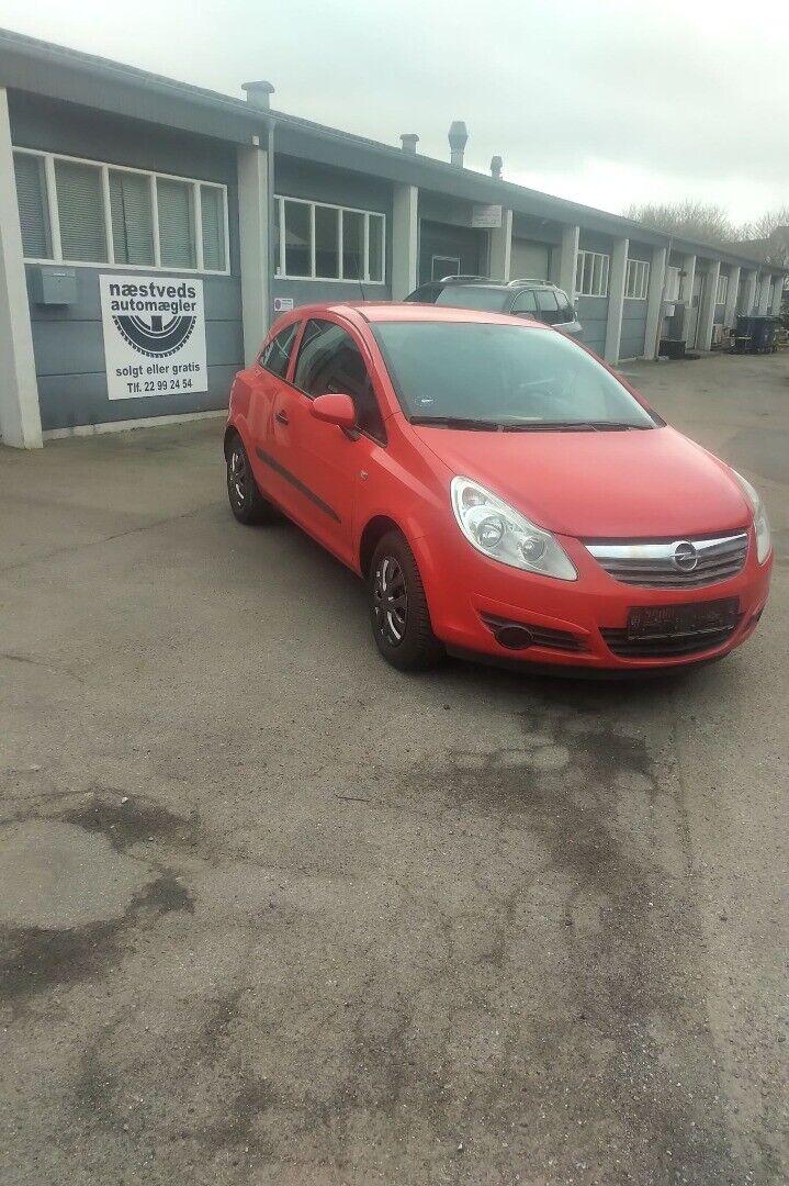 Opel Corsa 1,0 12V Enjoy 3d