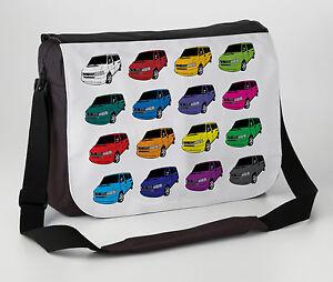 VW T4 Caravelle Multicolour Campervan Bag