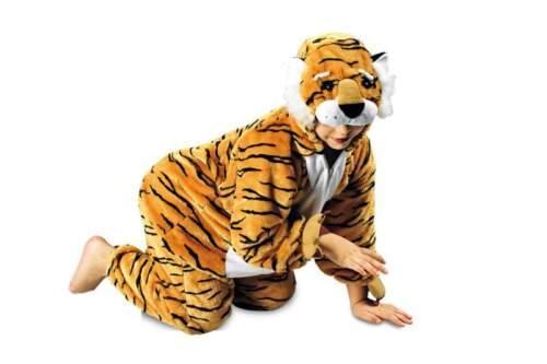 Tiger Costume Lion Lion Lion costume overall peluche animal tigre léopard Chat Lion