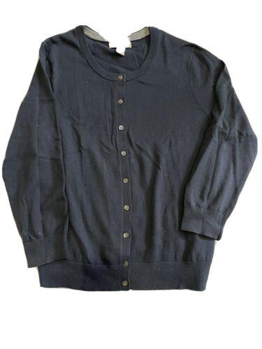 banana Republic silk cotton Luxury sweater XL