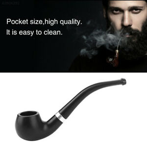 Portable-Smoking-Pipe-Dry-Tobacco-Pipe-Hookah-Pipes-Crafts-Lighter-Resin