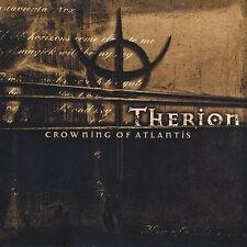 Crowning of Atlantis by Therion (CD, Jun-1999, Nuclear Blast)