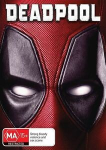 Deadpool-DVD