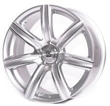 "808 18"" 4 Alloy Wheels Silver 5x118 Vivaro Primastar Trafic Weight load rated"