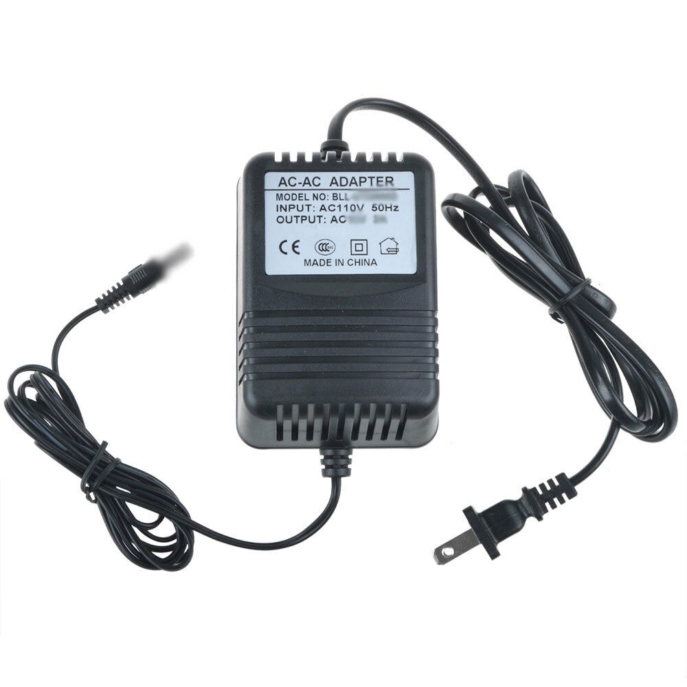 AC Adapter For Model: YU120185A2 Class 2 Power Supply Fits Fiber Optic Xmas Tree