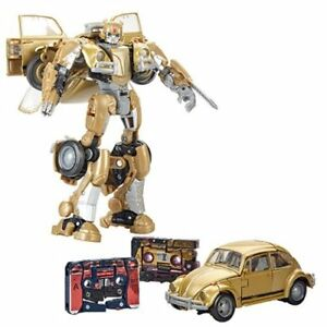 Transformers Studio Series 20 Bumblebee Vol.   2 Retro Pop Highway Sdcc Exclusive 630509743179