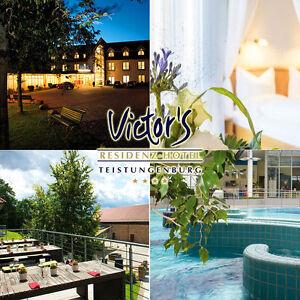Wellness-Kurzurlaub-fuer-Zwei-im-4-Victor-039-s-Residenz-Hotel-Teistungenburg