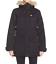thumbnail 1 - Fjallraven Nuuk Black Parka Coat Jacket Women's Size Small 2240