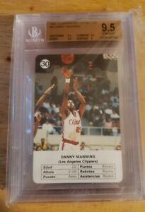 1988-Fournier-NBA-Estrellas-Danny-Manning-30-BGS-9-5