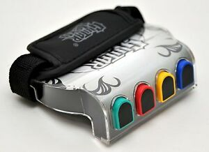 NEW-Guitar-Hero-On-Tour-HAND-GRIP-nintendo-DS-Lite-modern-hits-decades-band-game