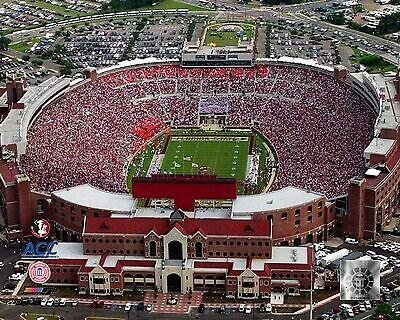 NCAA Florida State Seminoles Doak Campbell Stadium Photo 12.5 x 15.5 Framed